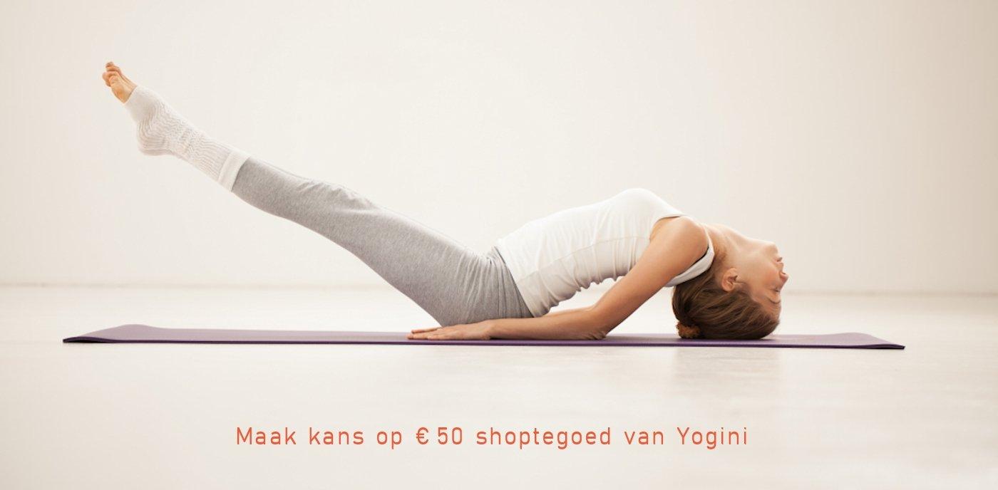 yogini winactie