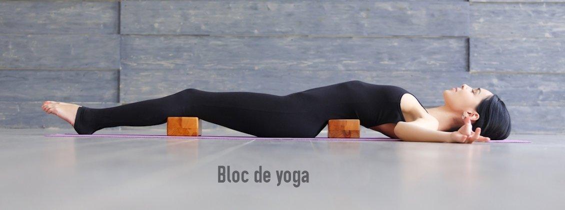 Bloc de Yoga