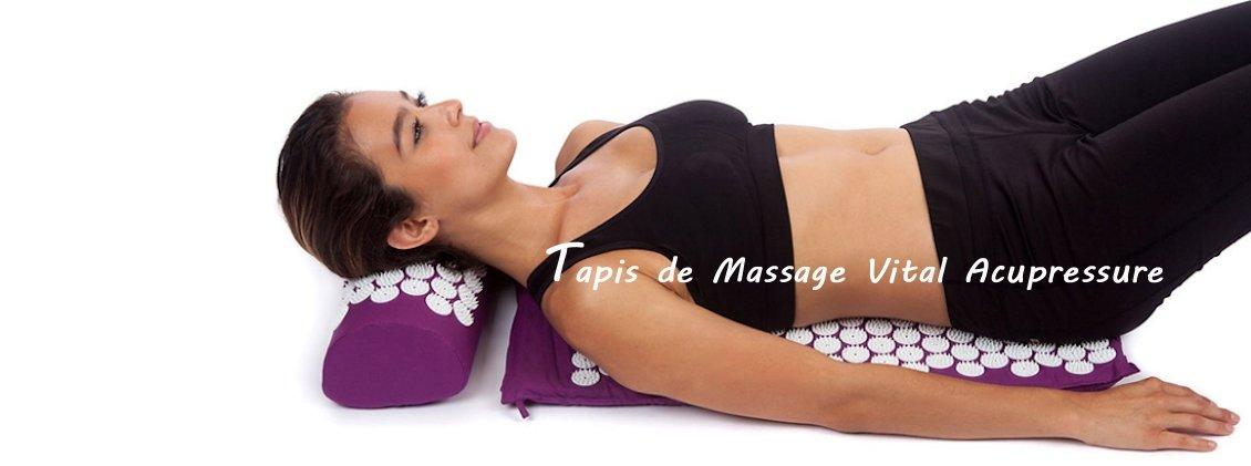 Tapis de Massage & Rouleau