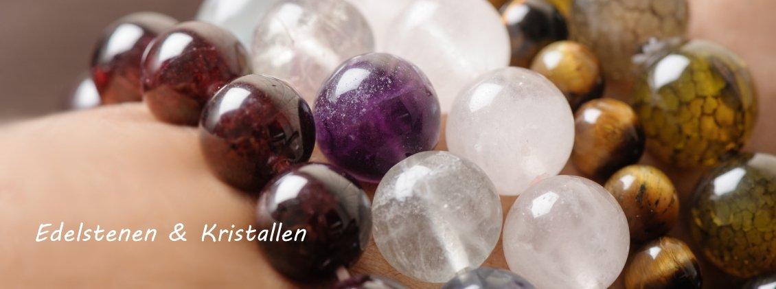 Edelstenen & Kristallen