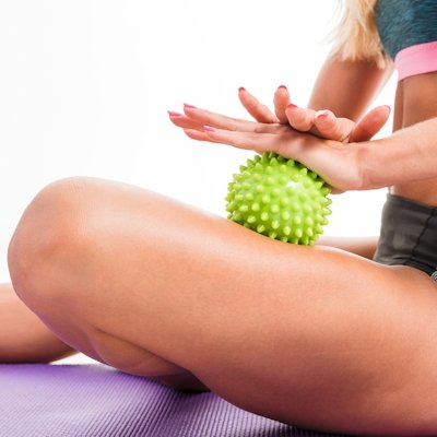 Pilates Massage Ballen