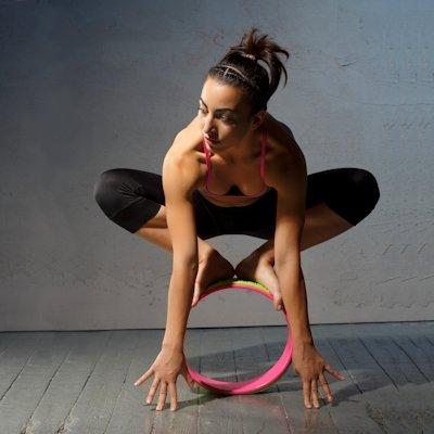 Pilates & Fitness Wheels