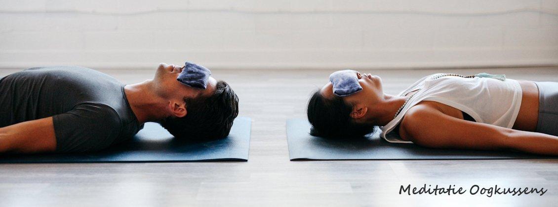 Meditatie Oogkussens