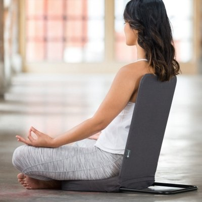 Online Meditatiekussen kopen, voor de juiste zithouding tijdens ...