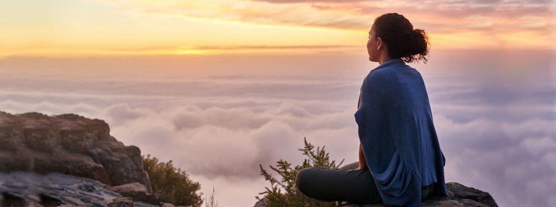 Meditation blankets