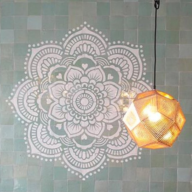 Muur & Vloer decoratie