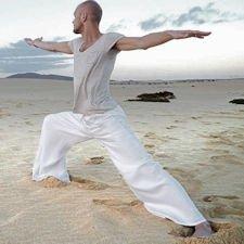 Pantalon de Yoga homme