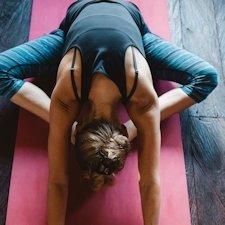 Baumwolle Yogamatten