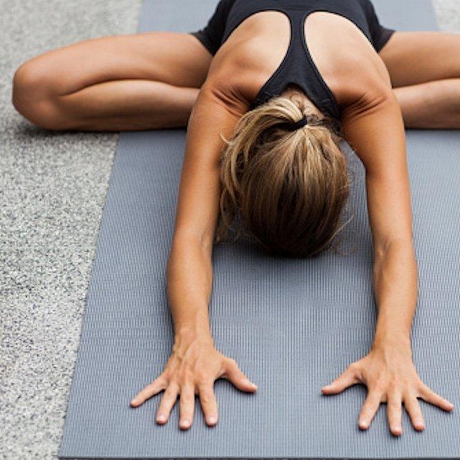 Yoga bras