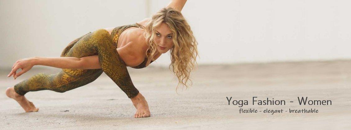 Yoga Fashion Women
