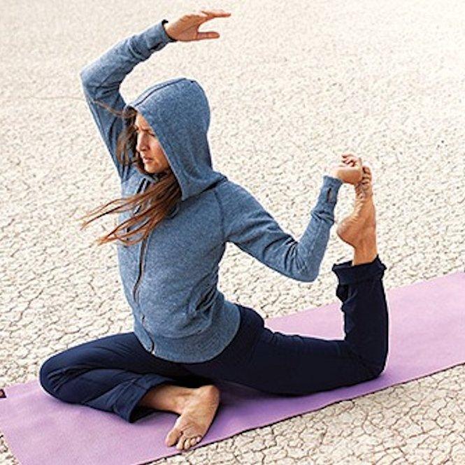 Yoga Hoodie & Cardigan
