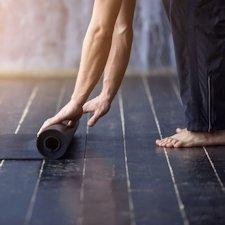 Eco yoga mats