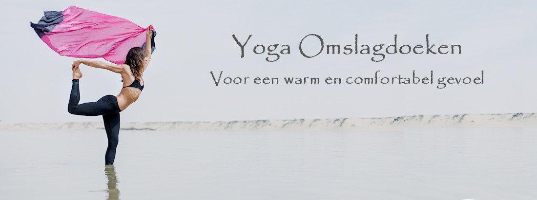 Yoga Omslagdoeken