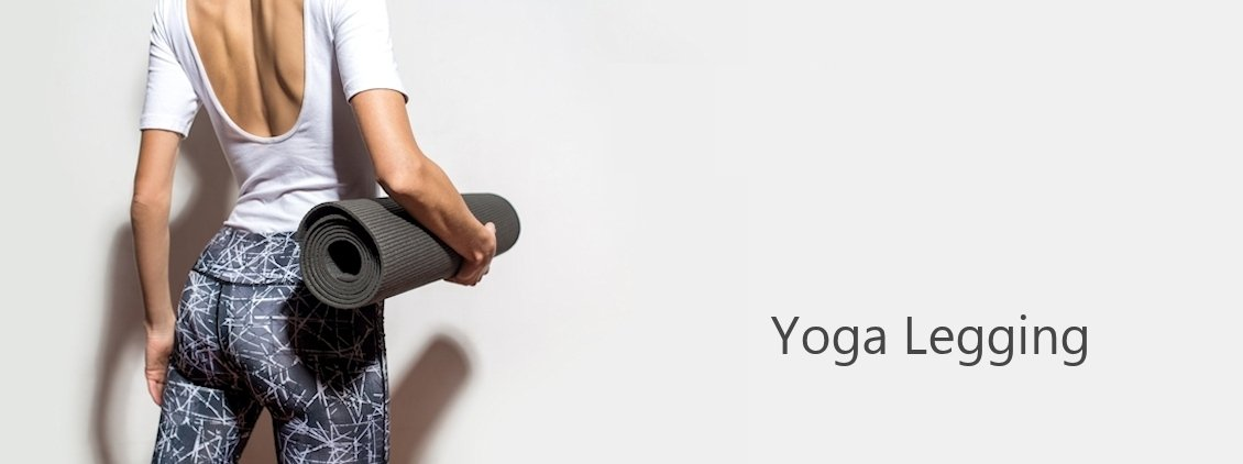 Yoga Legging Damen