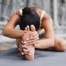 Yogamatten Schapenwol