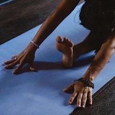 Yogamatten Dun