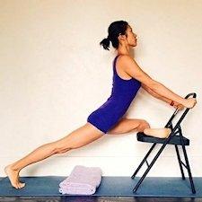 Yoga stoel / bankje