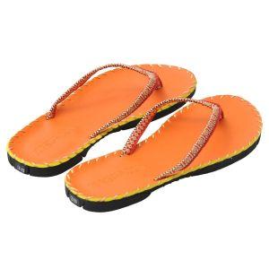 Yoga Slippers - Sandalen oranje