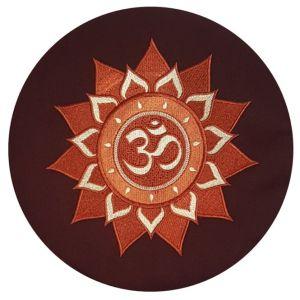 Meditationskissen Raja Yogini nußbraun