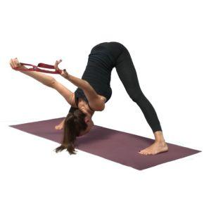 Yoga riem 8 vorm model Eka anu merk Yogitri 3