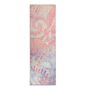 Yogamat handdoek GRIP Paisley Mist