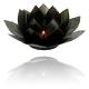 Lotus sfeerlicht zwart