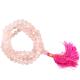 Mala rozenkwarts AA-kwaliteit 108 kralen