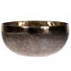 Klankschaal Ishana zwart/goud 525 - 625 g