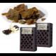 Wierookhars Vanille/Amber in houten doosje