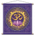 Banner Meditation Om Namo Shiva 37 x 37 cm