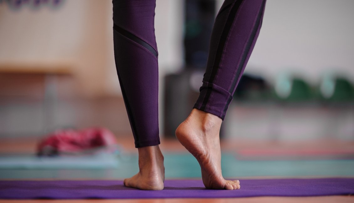 Use eco-friendly yoga mat?