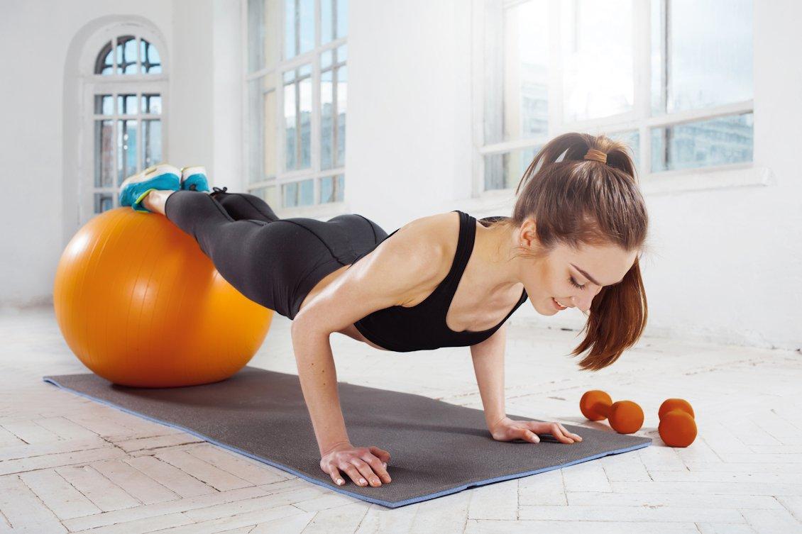 Pilates & Fitness bal