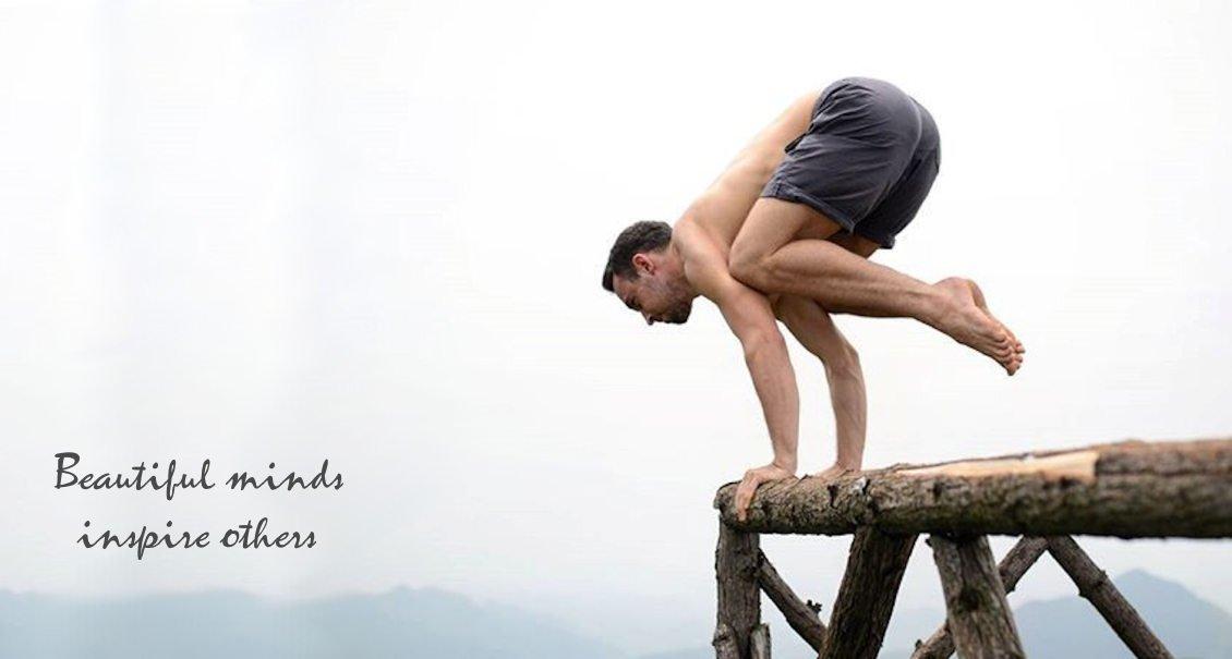 yoga fashion men