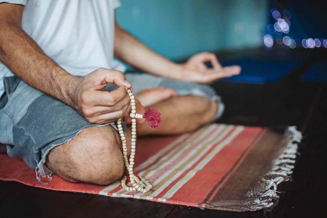 Couverture et Serviette de yoga