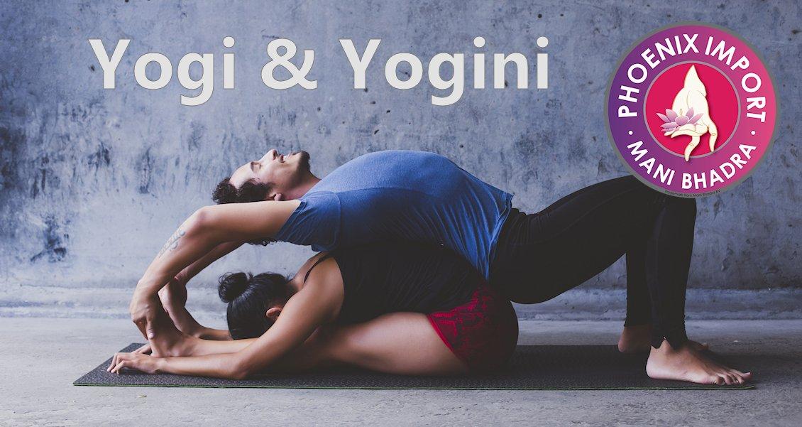 Yogi & Yogini produits
