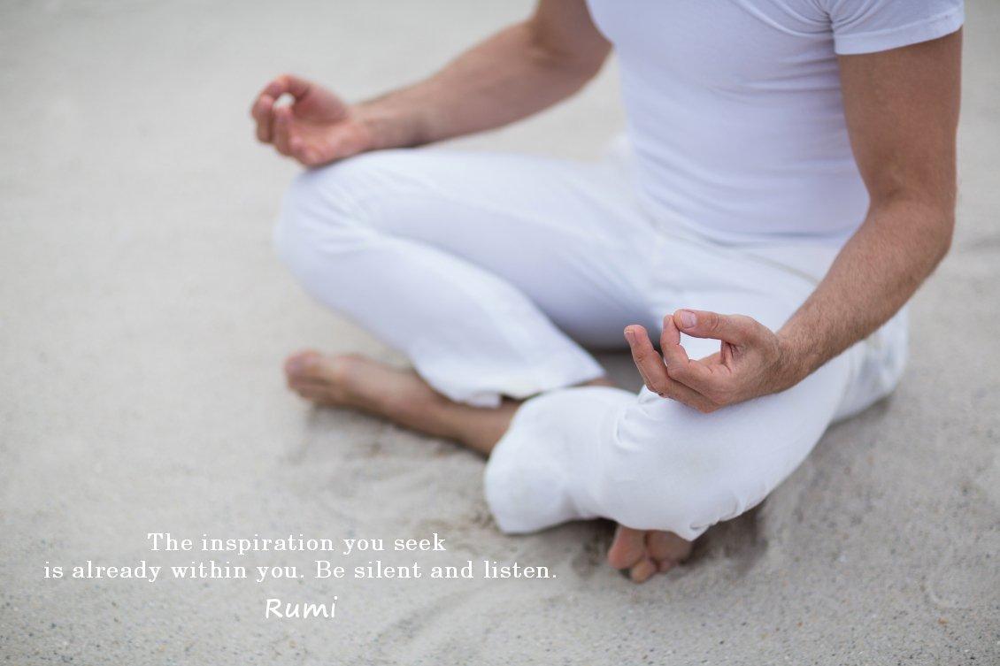 Comfortabele meditatie kleding